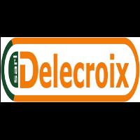 Le logo de la société delecroix sarl